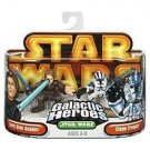Star Wars Galactic Heroes Ages 3-8: Dark Side Anakin & Clone Trooper