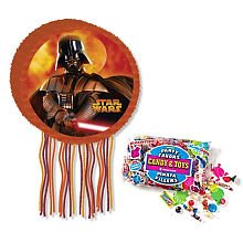 Star Wars Episode 3 Pull String Pinata with Filler