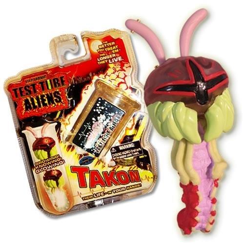 Test Tube Aliens - Toys - Takon