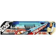 Star Wars Obi-Wan Kenobi Force Action Lightsaber