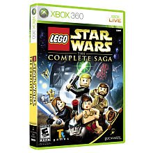 Xbox 360: LEGO Star Wars: The Complete Saga