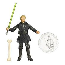Star Wars Luke Skywalker with Exclusive Collector Coin