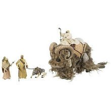 Star Wars Battle Packs: Bantha with Tusken Raiders