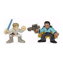 Star Wars Galactic Heroes: Luke Skywalker & Lando Calrissian