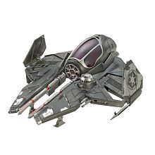 Star Wars The Saga Collection: Darth Vader's Sith Starfighter Vehicle
