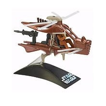 Star Wars Titanium Series Die-Cast Metal Wookiee Flyer