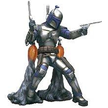 Star Wars Kotobukiya ArtFX Star Wars Episode II: Attack Of The Clones Jango Fett Statue