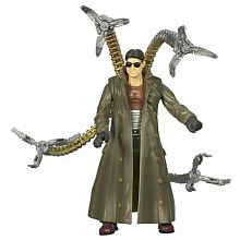 Spider-Man Movie Villain Dr Octopus