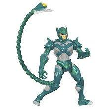 Spider-Man Movie Villain Scorpion with Tail