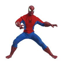 Spider-Man Origins Signature Series Spider-Man