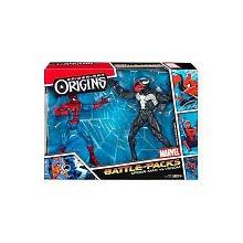 Spider-Man Origins Battle Pack Spider-Man vs Venom