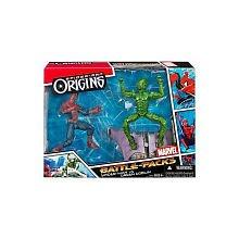 Spider-Man Origins Battle Pack Spider-Man vs Green Goblin