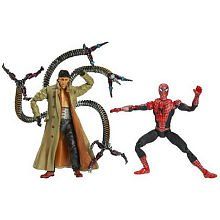 Spider-Man Origins Battle Packs: Spider-Man vs. Doctor Octopus