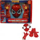 Spider-Man Web Power Glove & Mask Set