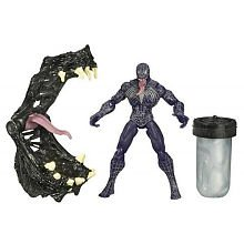 Spider-Man Ooze Attack Venom with Jaw Trap