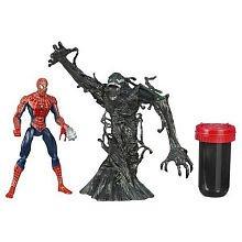 Spider-Man Ooze Attack Shoot N Punch Spider-Man
