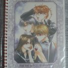 Hana Kimi Spiral Notebook For You in Full Blossoms Hisaya Nakajo Movic