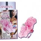 Waterproof Vibrating Shower Sponge / Body Scrunchie se209504