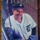 Detroit Tigers Magazine 2000 Issue 1 Baseball Mlb Team Comerica Park New Stadium