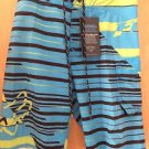 Fox Spiced Boardshort - Electric Blue - Size 32 - New W/Tags