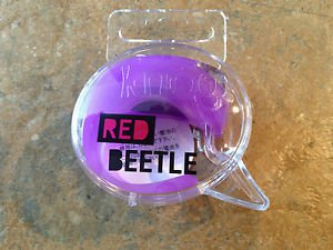 Knog Beetle Silicon Light - Red Flashing - Multi Modes - NEW - Purple