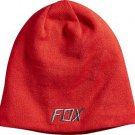 "Fox Racing NEW ""Saber"" Reversible  Beanie - Red to Navy - NEW"