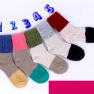 Thermal socks womens wool knit warm winter socks MADE IN KOREA