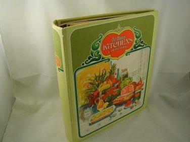 Del Monte Kitchens Cookbook Vintage San Francisco Cook Book 1972 1st Ed 1st Prt