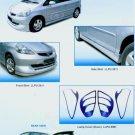 Honda Jazz Modulo PU Bodykit
