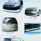 Honda Stream PU Bodykit
