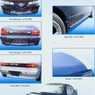 Proton Perdana V6 PU Bodykit