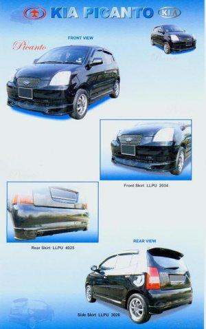 Kia Picanto Full Bodykit