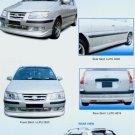 Hyundai Matrix Full Skirting