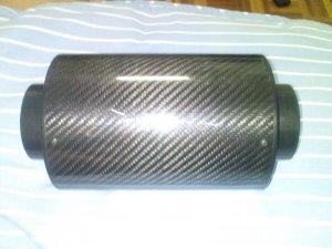 Real Carbon Fibre Super Flow Air Filter