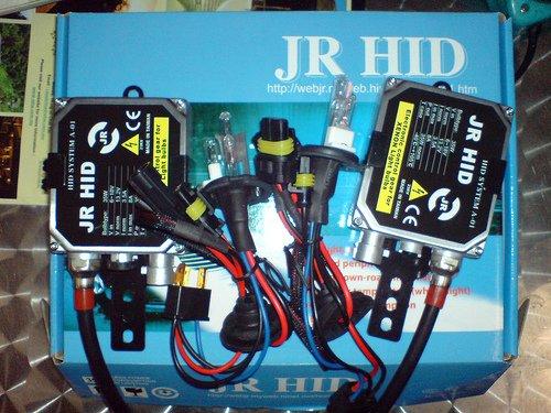 JR HID Conversion Kit