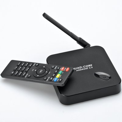 Android 4.4 Smart TV Box Quad core 1GB RAM