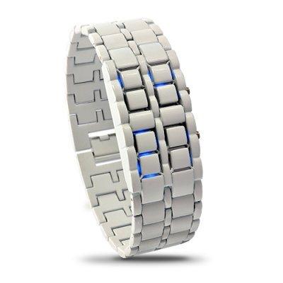 LEO Metal bracelet watch