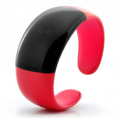 Bluetooth bracelet w/call answer/talk