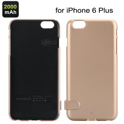 Battery case for iPhone 6 plus