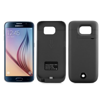Galaxy S6 battery case 2wks delivery due to high demand