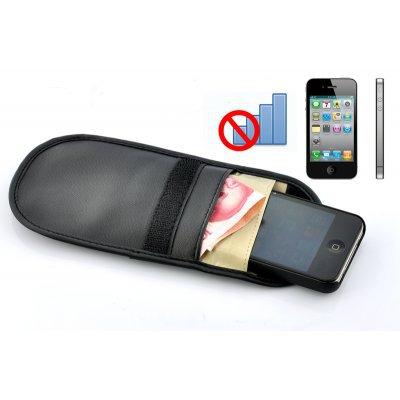 Phone signal blocking case