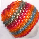 Adult Colorful striped hat