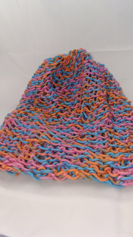 Kids Fun loose knit hat
