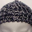Adult Lightweight Blue and White Hat