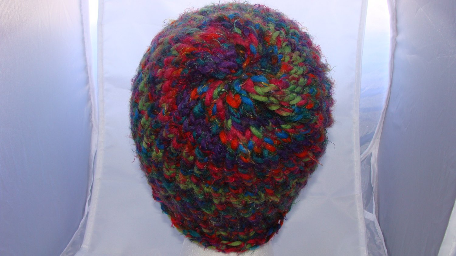 Adult Lively multicolored hat