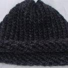 Kids Grey bulky knit hat