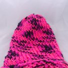 Kids bright pink hat