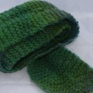 Adult Green scarf