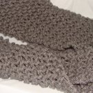 Adult grey scarf