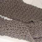 Adult grey scarf